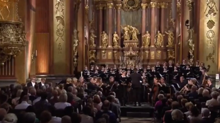 Bach : Pentecôte